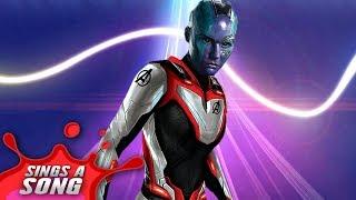 Nebula Sings Bury A Friend To Thanos (Avengers Endgame Parody)