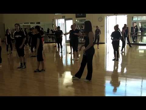 Classical Indian Dance/Modern Dance Lesson