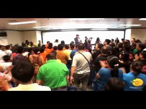 aim global cebu office launching