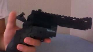 lego 44 cal magnum revolver