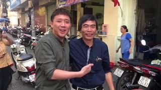 Trấn Thành, Hariwon tình cờ bắt gặp Tiến Sĩ Lê Thẩm Dương giữa phố và cái kết bất ngờ...