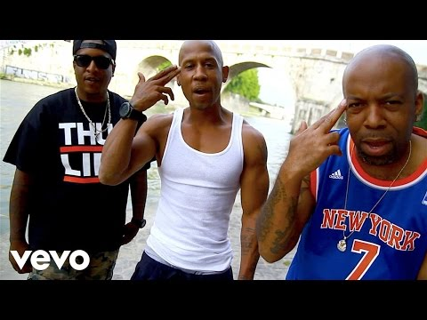 Outlawz  No Competition ft Hussein Fatal