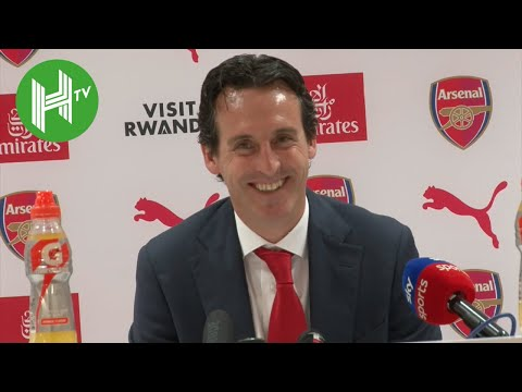 Unai Emery marvels at scintillating Mesut Ozil after Leicester victory - Arsenal 3-1 Leicester