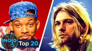Top 20 Coolest People of the 90s