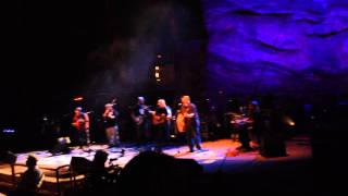 Trampled by Turtles - Shelter From the Storm - Red Rocks 8-29-15