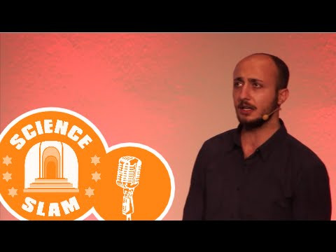 (En) - Science Slam - Serbay Ekinoglu - Computational Linguistics