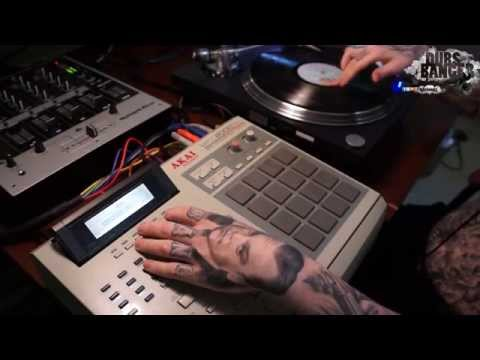 Making A Beat Live From Scratch MPC Beat Making Video How To Make Beats