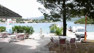 Camp site Kalac - island Korcula  Croatia