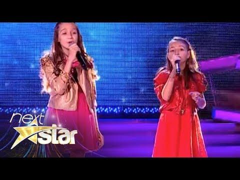 """Elena Hasna și Francesca Nicolescu - Mariah Carey & Whitney Houston - """"When you believe"""""""