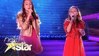 Repeat youtube video Elena Hasna și Francesca Nicolescu - Mariah Carey & Whitney Houston -