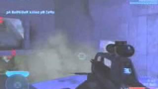 Halo 2: BBS10 pB vs Pajs Angels - Lockout Ball (Proddd POV)