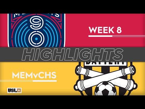 Bluss City Buzzer Blog - #Memphis901FC vs. Charleston Battery. The Last Second Heartache: Highlights
