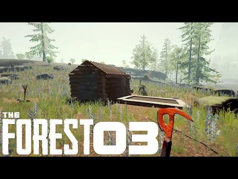 The Forest German Online #03 Baufieber