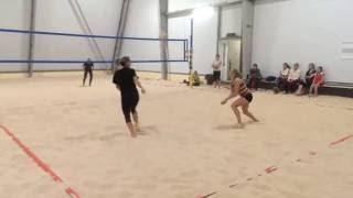 Cut-shot HANDICAP, #beachvolleyball, Women, Final, 19.11.16