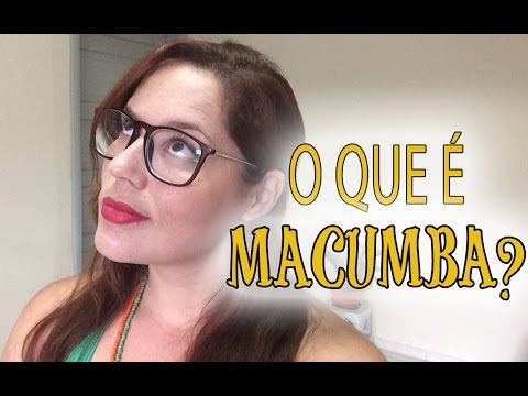 O que é Macumba | Filha de Oyá