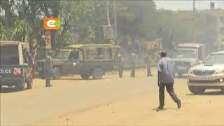 Polisi watumia vitoa machozi kutawanya vijana mjini Kisumu