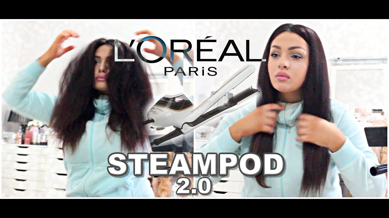 L ORÉAL STEAMPOD 2.0 REVIEW⎪WORTH IT   💸 Smashing Darling x - YouTube f1ac5b54baf