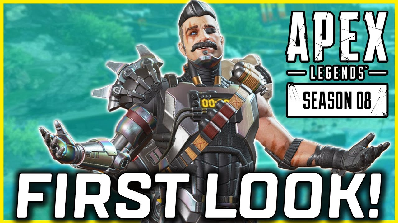 Apex Legends' new season 8 character, Fuse, is designed for new ...