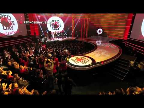 Jeff Dye - Red Nose Day 1