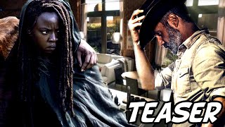 The Walking Dead 'Michonne's Return Confirmed & Discovering The CRM In Rick Movie' Explained