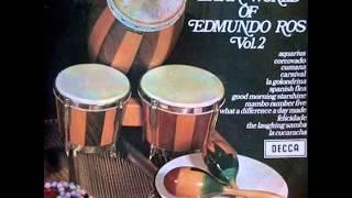THE  LATIN WORLD OF EDMUNDO ROS (Vol. 2) - DISCO COMPLETO.-