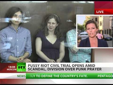 Daft Punk: Pussy Riot trial starts amid scandal & media buzz