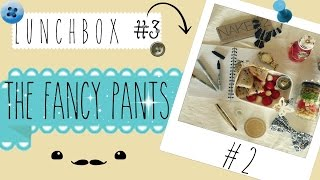 Back to School Lunchbox Ideas ✧ The Fancy Pants Thumbnail