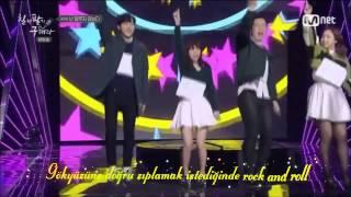 Team Never Stop - Entertainer [Persevere Goo Hae Ra OST] Türkçe Altyazılı