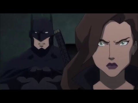 Batman: Bad Blood AMV Welcome to the Masquerade