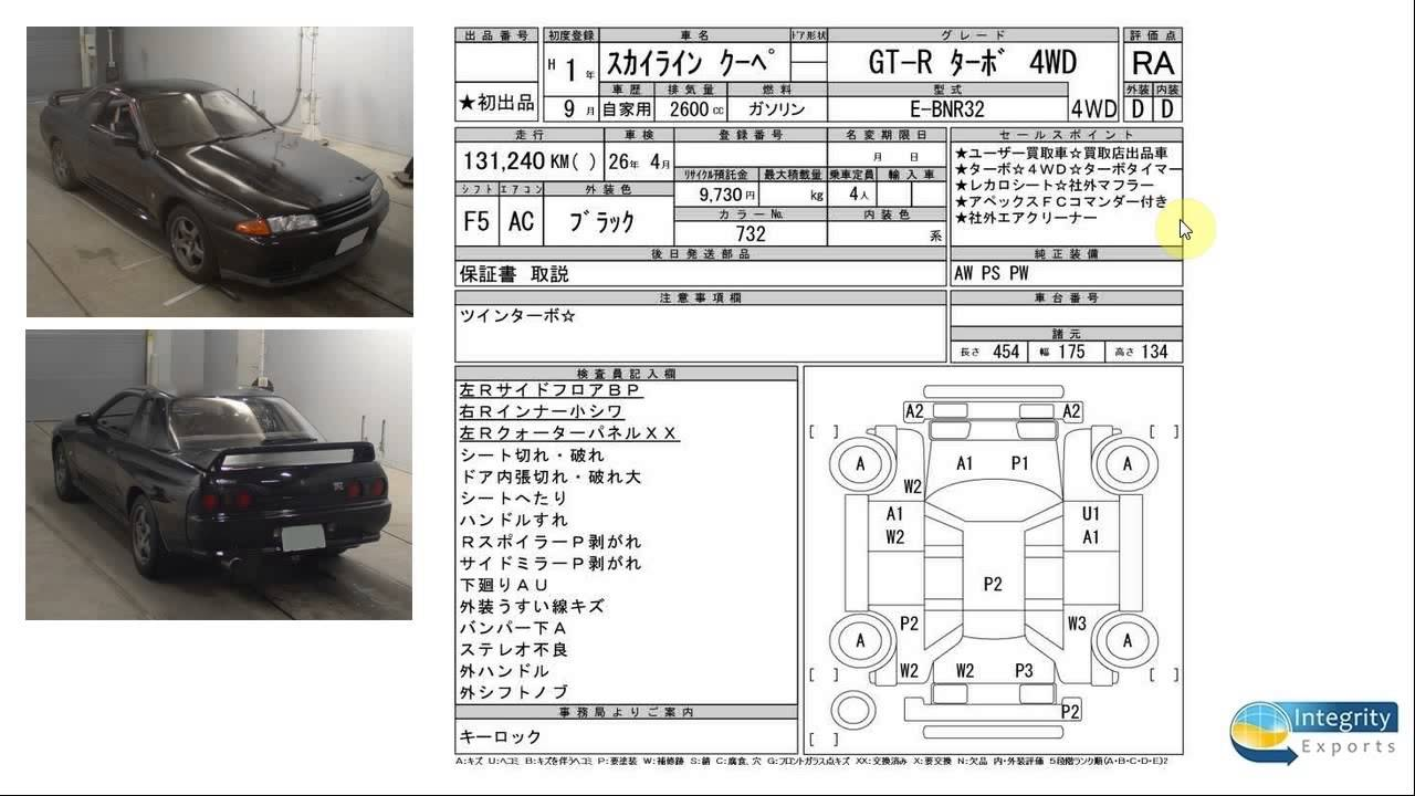 Get Car Japan Auction