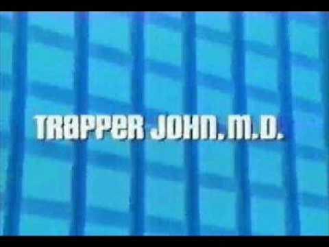 TRAPPER JOHN MD THEME