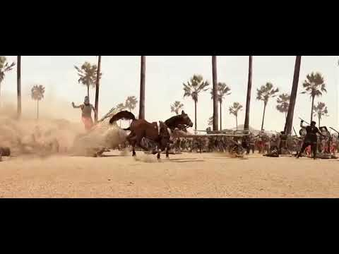 Bahubali Last Fight Scene