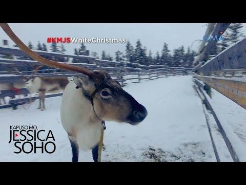 Kapuso Mo, Jessica Soho: The reindeers and huskies of Finland