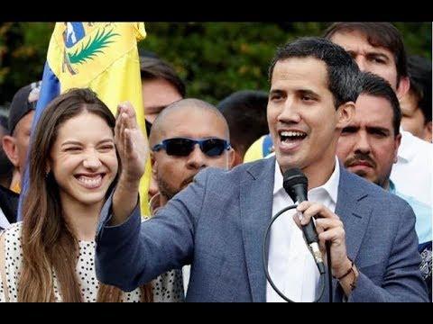 《今日点击》委内瑞拉变天 演变成中美俄战略冲突