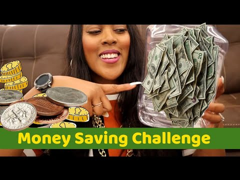 Money Saving Challenge 2020! Easy ways to save thousands! $5 Challenge  & 2 Liter Challenge
