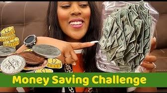 Money Saving Challenge 2020! Easy ways to save thousands! $5 Challenge  & 2 Liter Challenge