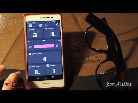 MOMON SC-8011-1 Smart Bluetooth Glasses - Banggood