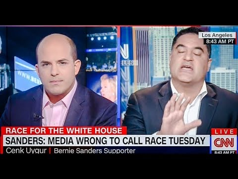 Cenk Uygur Torches CNN For Not Covering Ocasio-Cortez's Candidacy