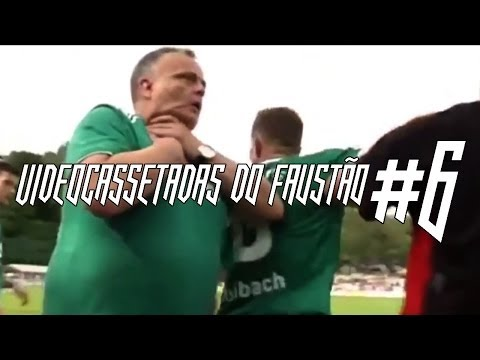 0 Video Cassetadas do Faustão na Internet #6 | ESPECIAL FUTEBOL