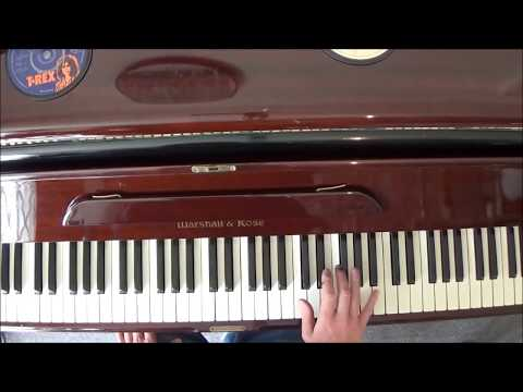 Easy Boogie Woogie Piano Tutorial For The Beginner