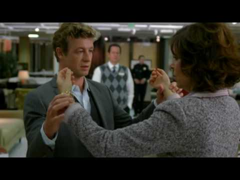 #TheMentalist 2.01 - First Episode, First Scene