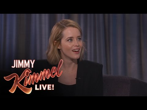 Claire Foy's Embarrassing Encounter with Kate Winslet