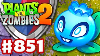Electric Blueberry Boosterama Arena! - Plants vs. Zombies 2 - Gameplay Walkthrough Part 851