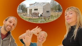 Marjolein Jonker: The First Woman To Legally Live In A Tiny House In Holland