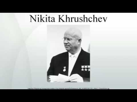 Documentary Film Russian HD - Nikita Khrushchev