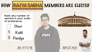 Election Process of Rajya Sabha