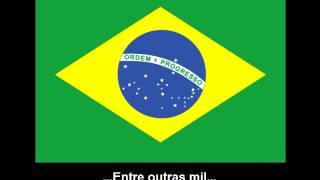 Baixar Hino Nacional do Brasil (letra) - VÍDEO 100 DO CANAL