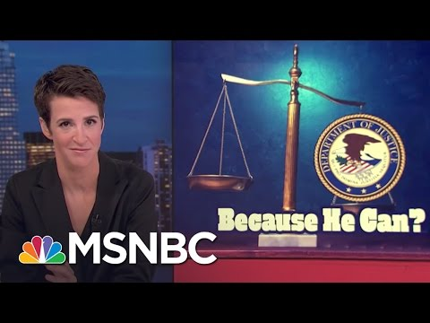 How Might Donald Trump Try To End The Investigation?   Rachel Maddow   MSNBC