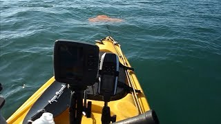 Using a Drift Chute when Drift Fishing from a Kayak
