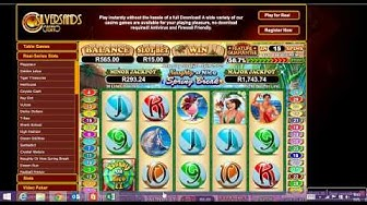 Silversands Casino - Instant Play